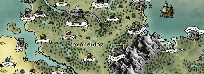 Reinos de Myríade